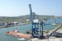 Crane – Port of Koper